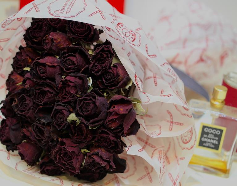 IMG 0303 彷彿來到法國鄉村~復古乾燥玫瑰的經典 Shabby Chic風格