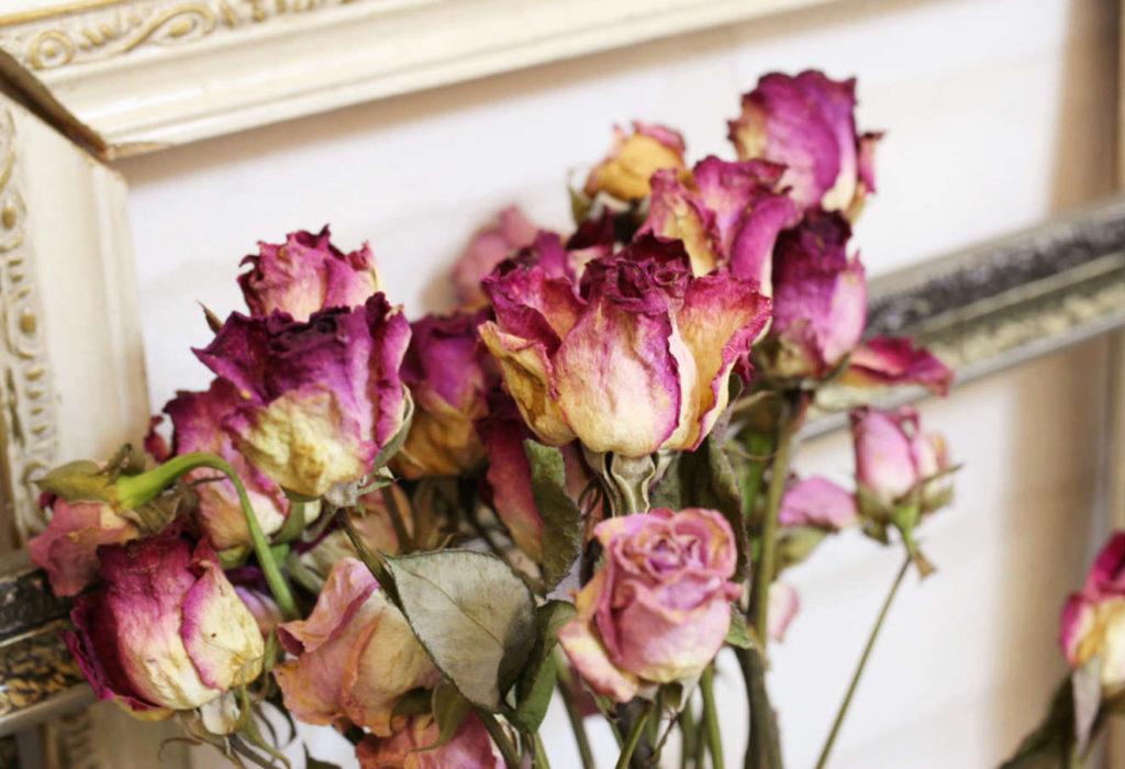 IMG 4124 meitu 1 1024x700 彷彿來到法國鄉村~復古乾燥玫瑰的經典 Shabby Chic風格