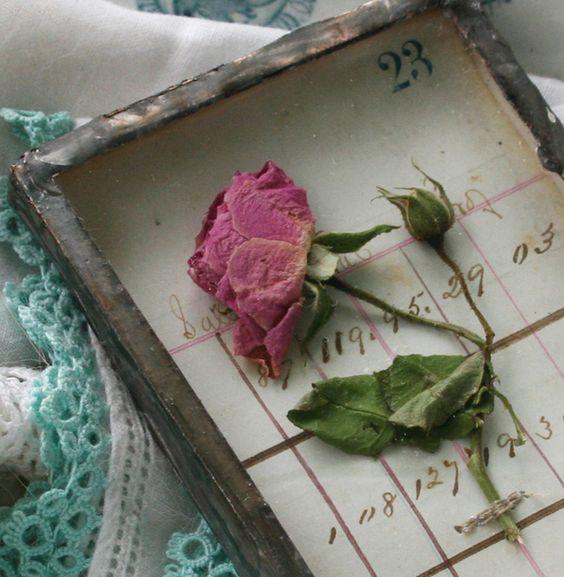 dcb0a0e693f789e1d1339cc0291c962b 彷彿來到法國鄉村~復古乾燥玫瑰的經典 Shabby Chic風格