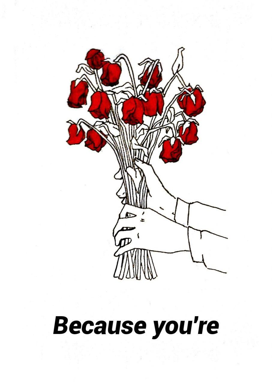 tumblr oxu2gsZLGy1uxsgoio2 1280 幫浪漫又感性的妳挑好了!分享15張有點美有點憂鬱的花桌布