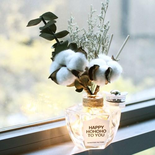 B001886652 過期的名品香水插入乾燥花~就是超乎質感的室內香氛!
