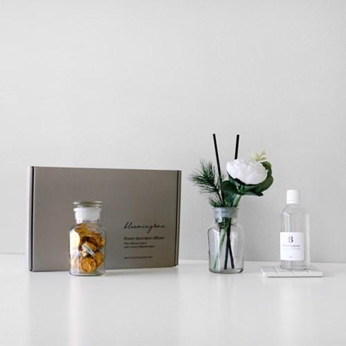 B001890966 過期的名品香水插入乾燥花~就是超乎質感的室內香氛!