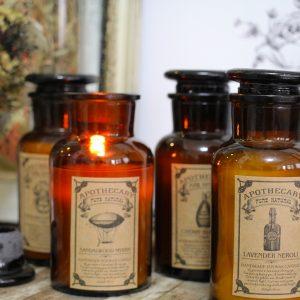 復古藥劑師芳香蠟燭