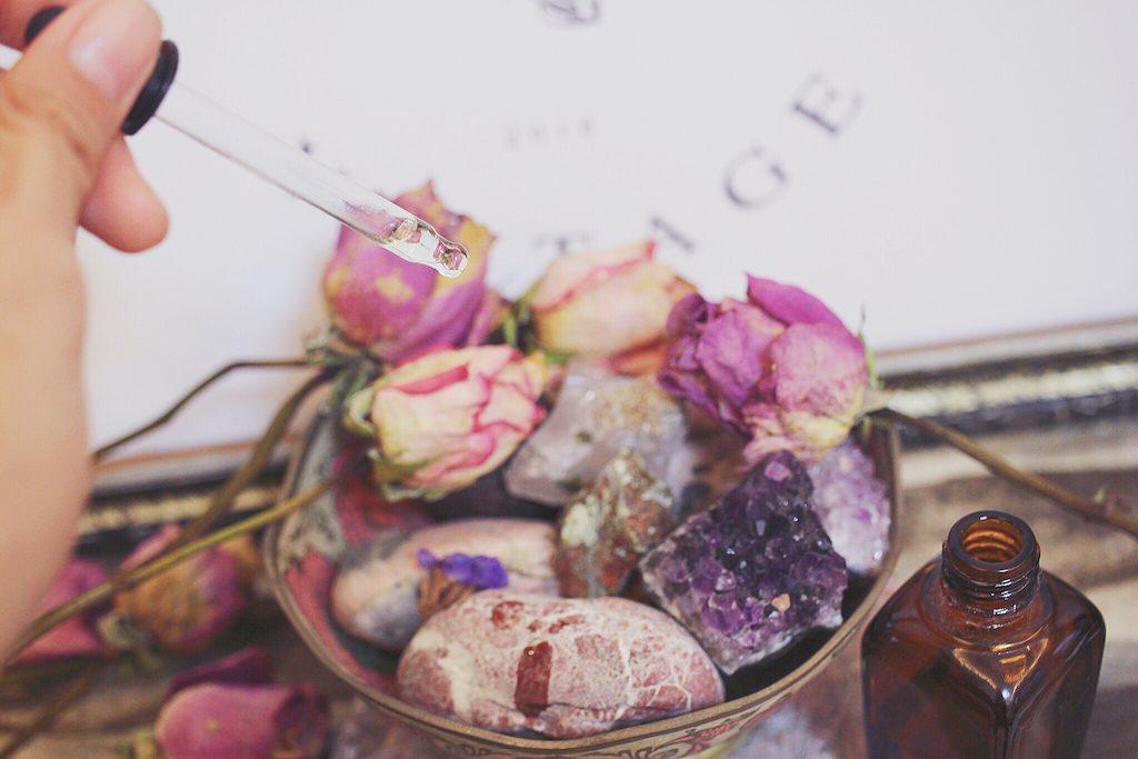 IMG 7377 1024x683 過期的名品香水插入乾燥花~就是超乎質感的室內香氛!