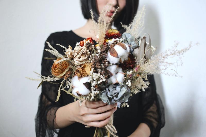 32233949 645030829178919 4727518589161046016 n 小資新娘拍照必看!FloralVintage經典扇形拍照花束份量大價錢卻好可愛~