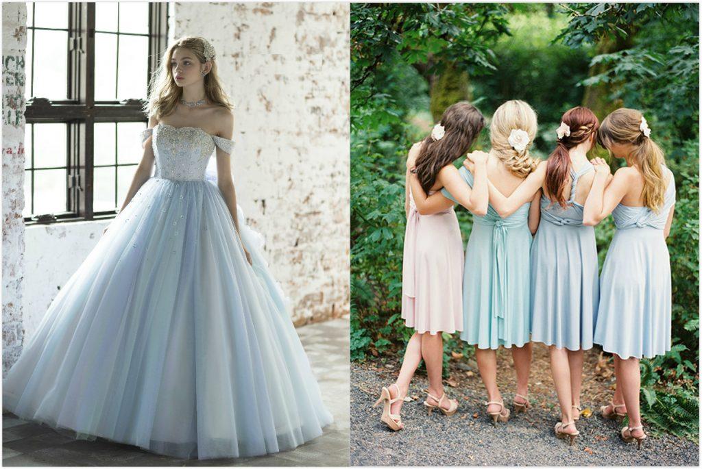 未命名 meitu 2 1024x685 新娘們都無法抗拒的貴族藍色系婚禮捧花Blue Wedding Bouquet