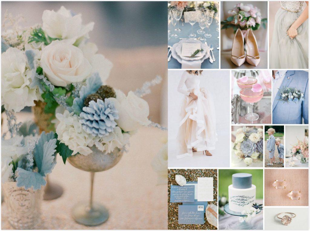 未命名 meitu 4 1024x764 新娘們都無法抗拒的貴族藍色系婚禮捧花Blue Wedding Bouquet