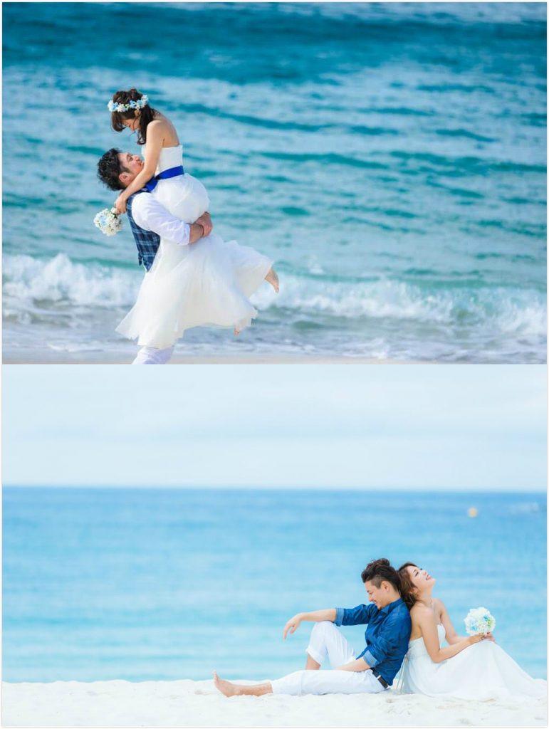 未命名 meitu 5 771x1024 新娘們都無法抗拒的貴族藍色系婚禮捧花Blue Wedding Bouquet