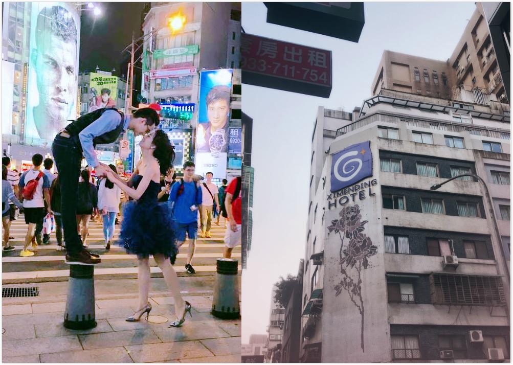 西門町 新娘請收藏~店主私心推薦的小清新台北自助婚紗行程+捧花搭配!