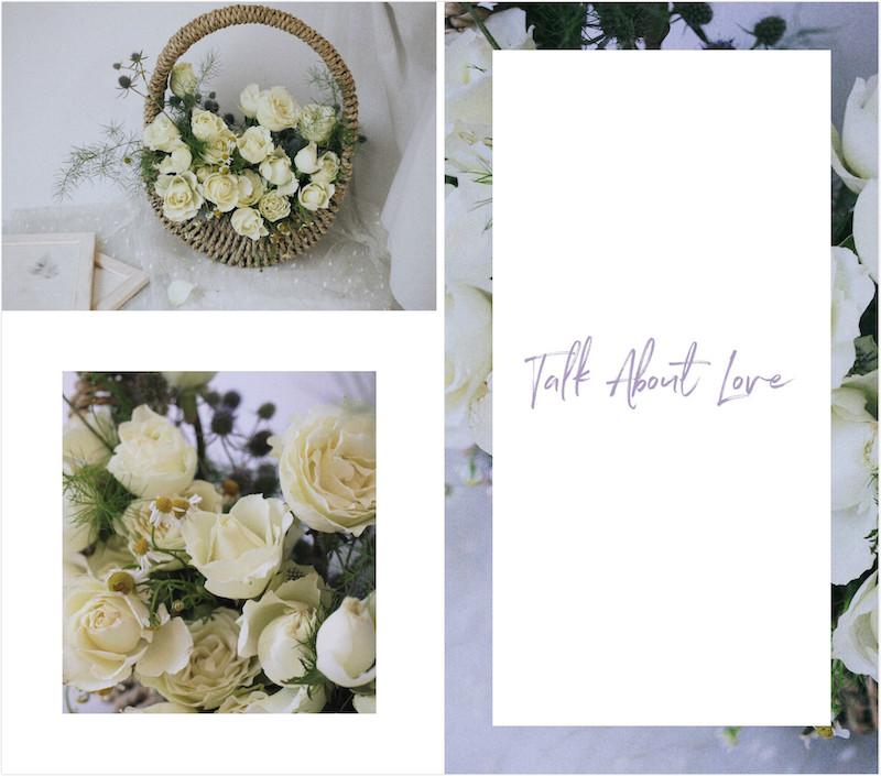 未命名 meitu 0 玫瑰、白紗和鑽戒完成了一個愛情的想像