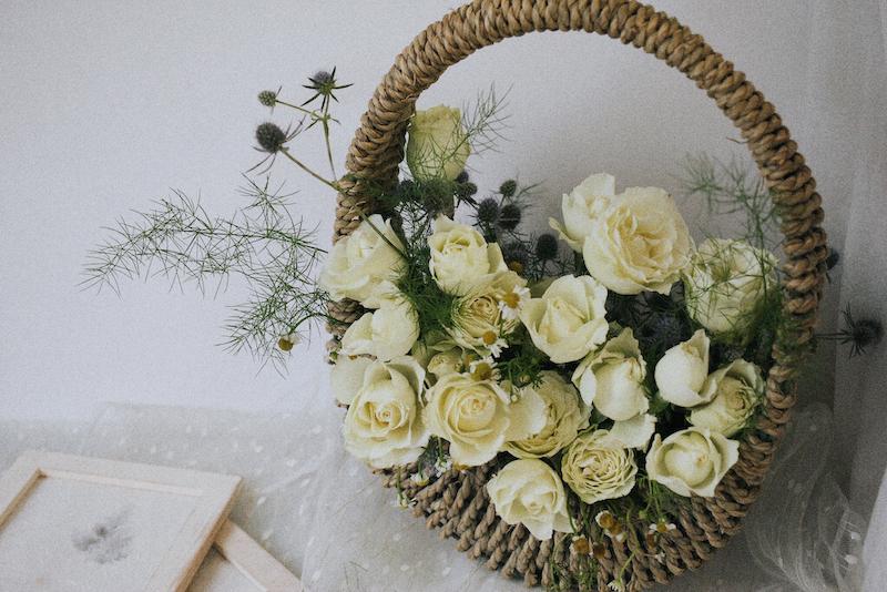 IMG 4853 玫瑰、白紗和鑽戒完成了一個愛情的想像