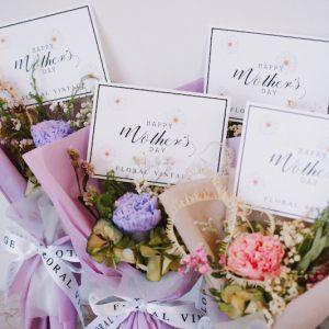 永生康乃馨母親節花束