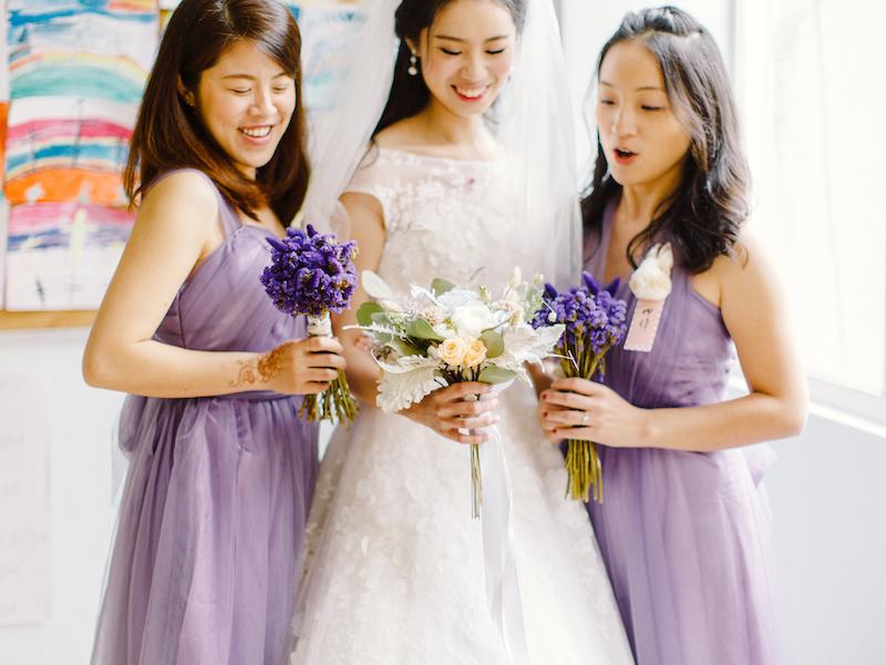 IMG 0588 既是閨蜜也是得力小幫手 🧡 別忘了幫伴娘準備迷人小花束!