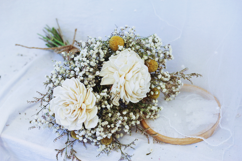 IMG 6425 既是閨蜜也是得力小幫手 🧡 別忘了幫伴娘準備迷人小花束!