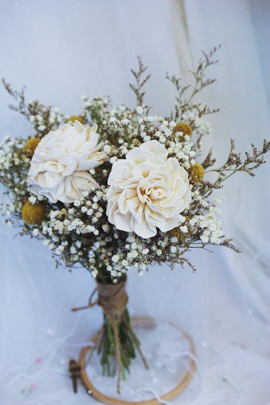 IMG 6426 既是閨蜜也是得力小幫手 🧡 別忘了幫伴娘準備迷人小花束!