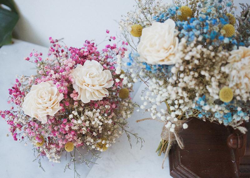IMG 9421 既是閨蜜也是得力小幫手 🧡 別忘了幫伴娘準備迷人小花束!