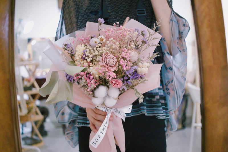 IMG 8543 不只是乾燥花店,婚禮或是生活都讓人感到幸福的花藝空間
