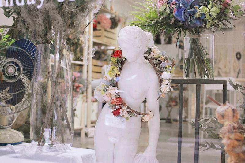 IMG 8627 不只是乾燥花店,婚禮或是生活都讓人感到幸福的花藝空間