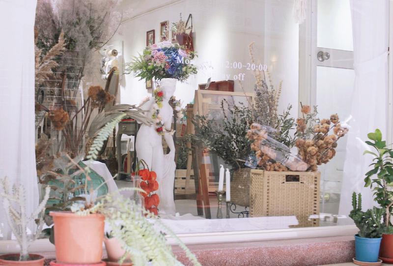 IMG 8632 不只是乾燥花店,婚禮或是生活都讓人感到幸福的花藝空間