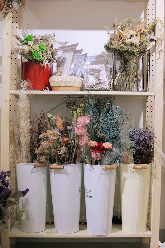 IMG 8639 不只是乾燥花店,婚禮或是生活都讓人感到幸福的花藝空間(內含攝影空間租借辦法)