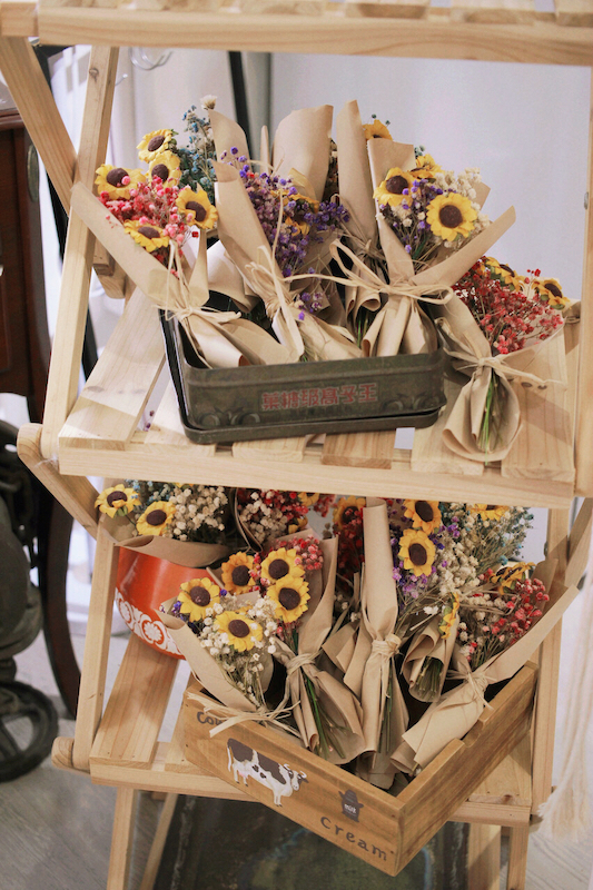 IMG 8650 不只是乾燥花店,婚禮或是生活都讓人感到幸福的花藝空間(內含攝影空間租借辦法)