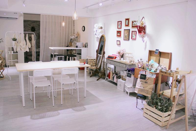 IMG 8673 不只是乾燥花店,婚禮或是生活都讓人感到幸福的花藝空間(內含攝影空間租借辦法)