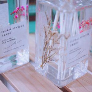 獨家訂製款/白茶乾燥花室內香氛精油