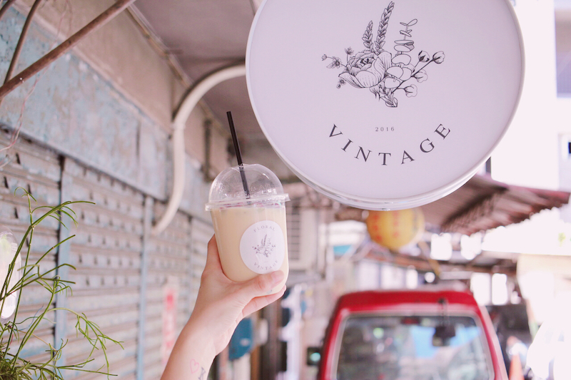 IMG 1245 開賣囉!來工作室喝店主特調的「乾燥花鮮奶茶」拍一波美照