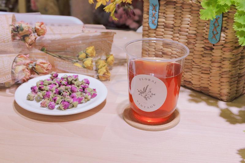 IMG 1246 開賣囉!來工作室喝店主特調的「乾燥花鮮奶茶」拍一波美照