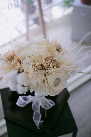 絕美脫俗王妃新娘捧花 Royal Wedding Bouquet