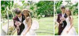優雅精緻芙蘿拉球型不凋新娘捧花